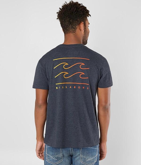 Shirt T T Flat Line Billabong Flat T Shirt Line Line Shirt Flat Billabong Billabong 4xqAaa