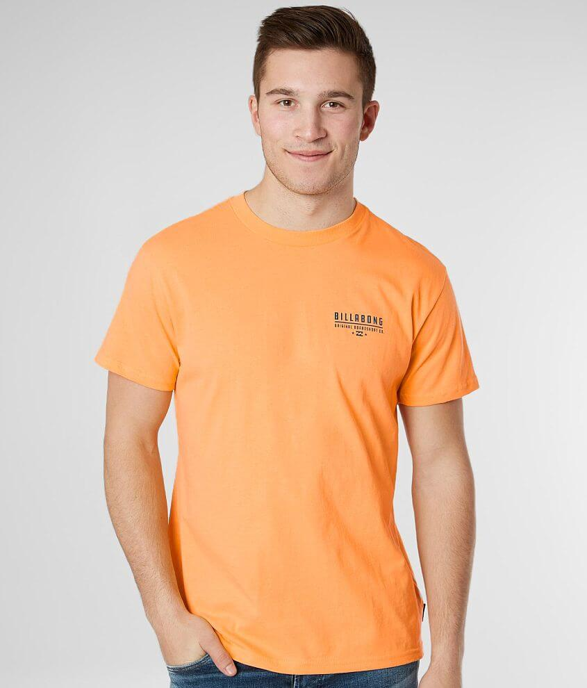 0bf875021884 Billabong Maker T-Shirt - Men's T-Shirts in Cantaloupe | Buckle