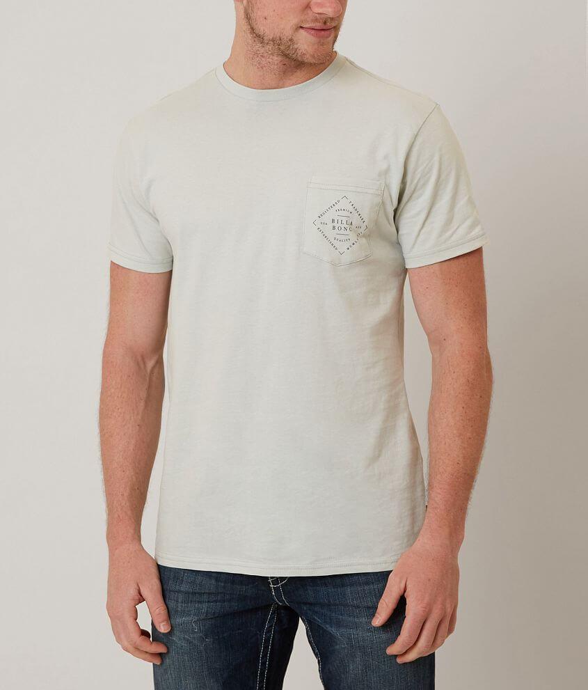 Billabong Diamond T-Shirt front view