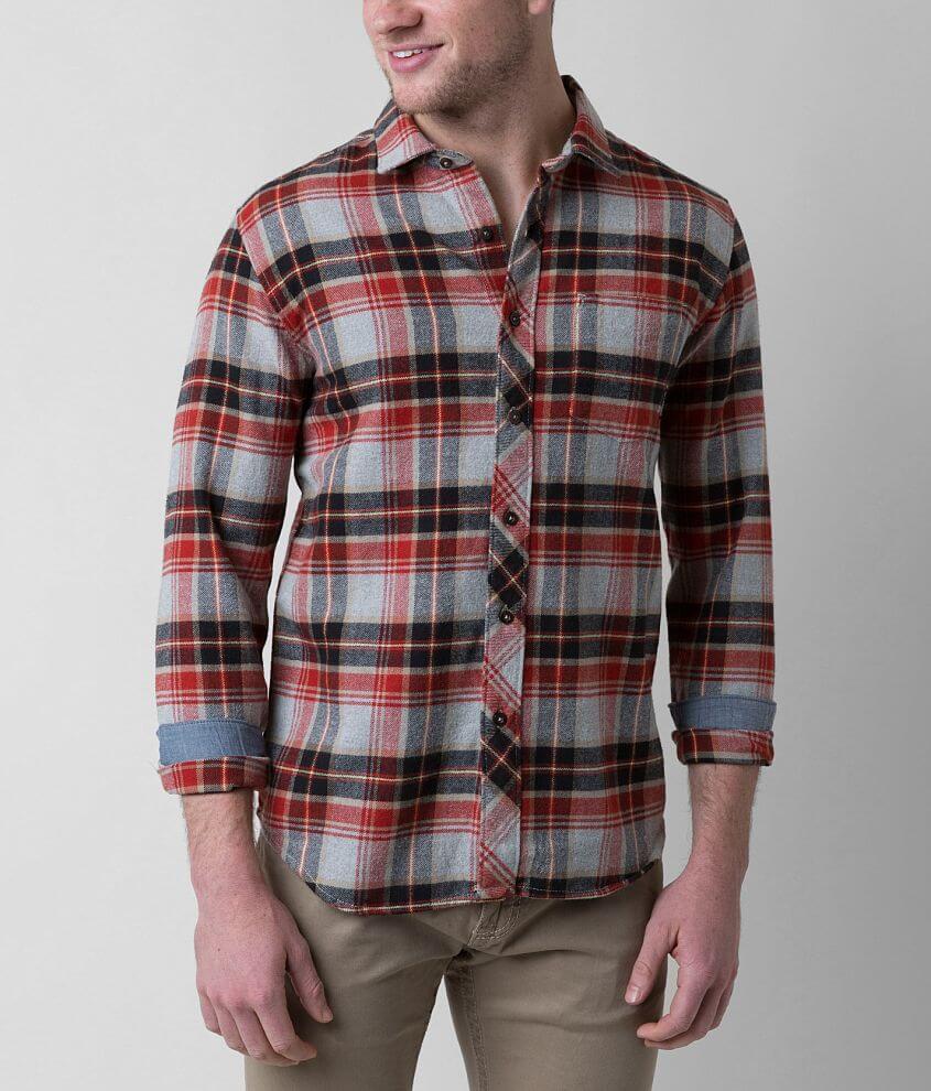 5a7a5e083 Billabong Henderson Shirt - Men's Shirts in Light Grey Heather | Buckle