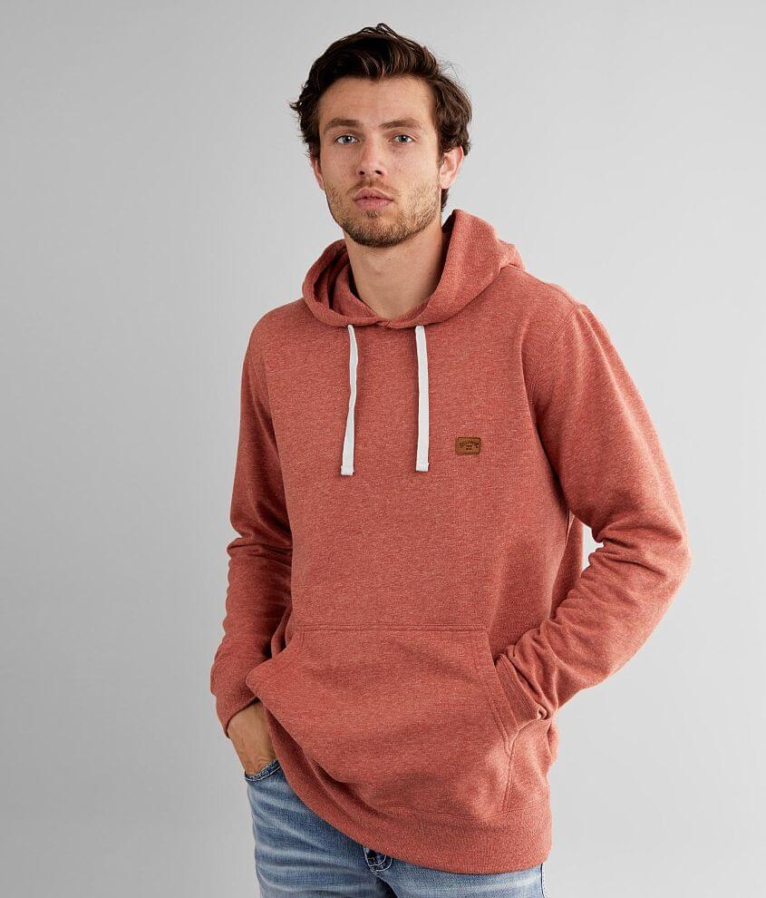 Billabong Daily Pullover Hooded Sweatshirt front view