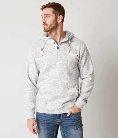 Billabong Rasta Henley Hooded Sweatshirt