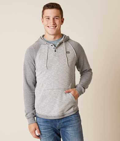 Billabong Double Down Henley Hoodie