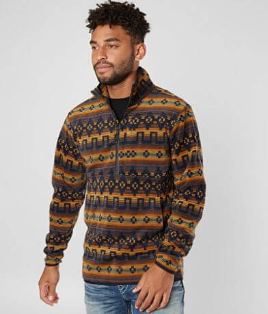 Billabong Boundary Half Zip Sweatshirt