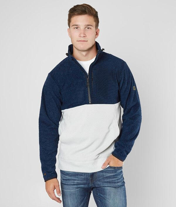 Zip Sweatshirt Half Sweatshirt Half Billabong Boundary Zip Billabong Billabong Boundary Fqwqxt