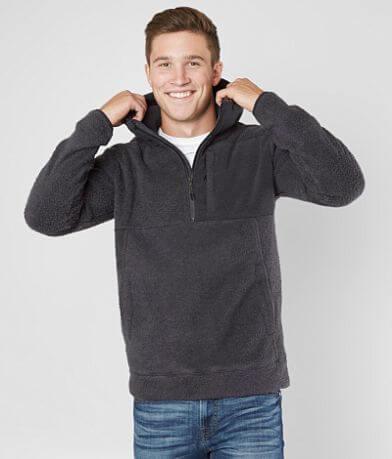 Billabong Boundary Half Zip Hooded Sweatshirt