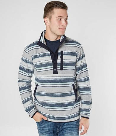 Billabong Boundary Henley Sweatshirt
