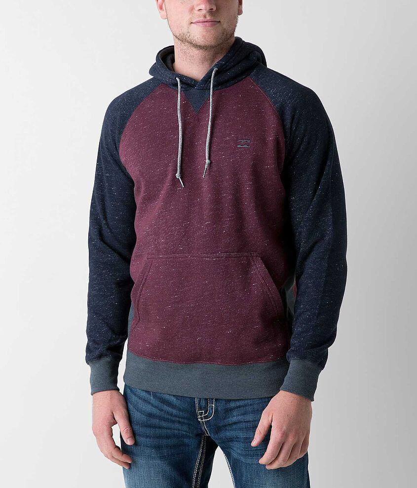 Billabong Balance Sweatshirt front view