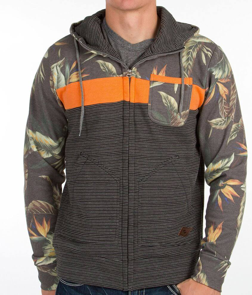 Billabong Flip Hooded Sweatshirt front view