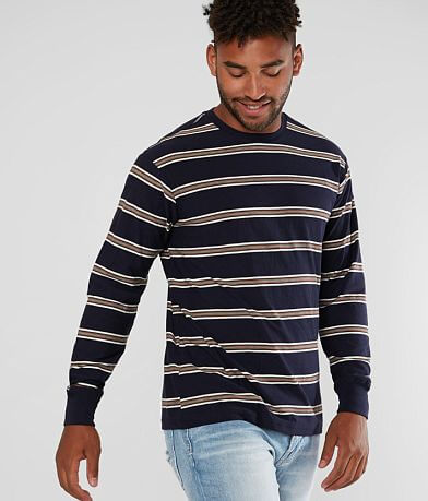 Billabong Die Cut Striped T-Shirt