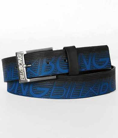 Billabong Revenue Belt