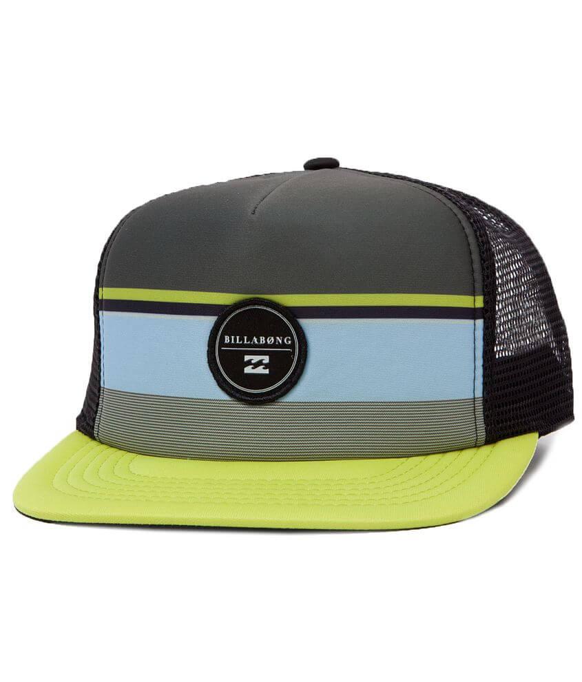Billabong Spinner Trucker Hat front view
