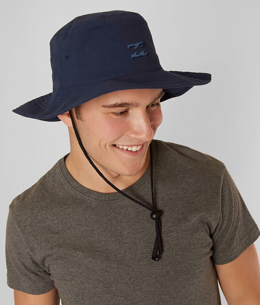 Billabong Big John Hat - Men s Hats in Navy  efd3656e3c65