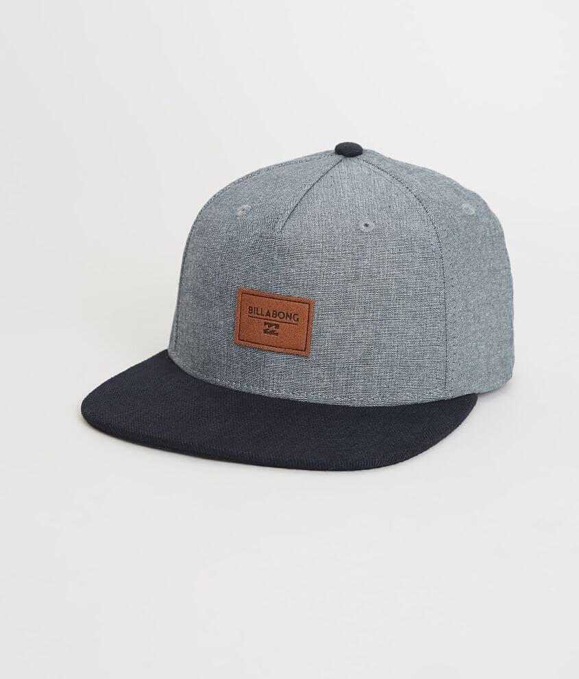 quality design 6bf0e b6fea Oxford Hat. Billabong