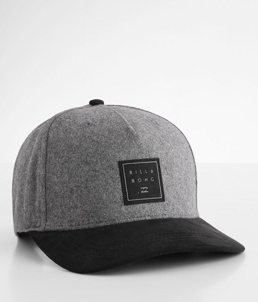 Billabong Stacked Up Trucker Hat front view