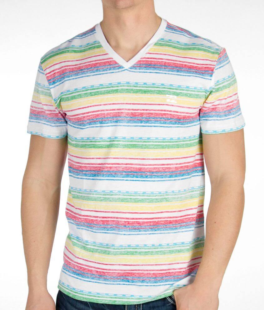 Billabong Stamped T-Shirt front view