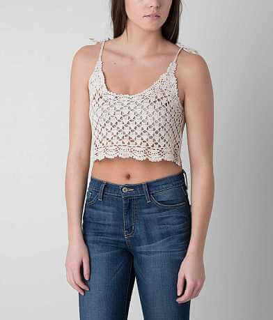 Billabong Crochet Tank Top