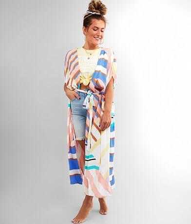 Billabong Sunburnt Sky Kimono