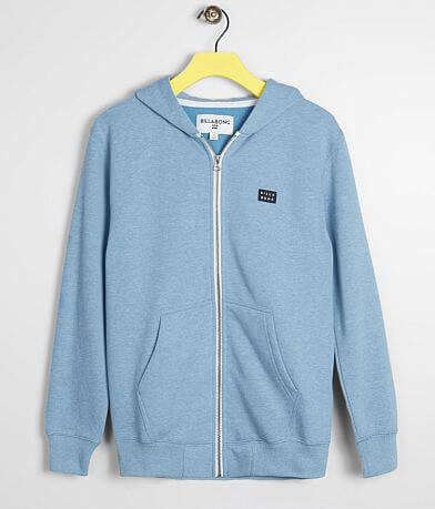 Boys - Billabong All Day Hooded Sweatshirt