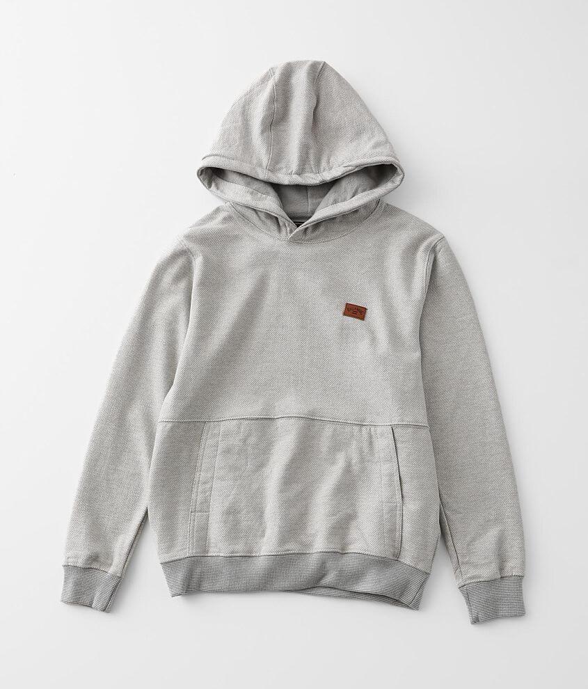 Boys - Billabong Hudson Hooded Sweatshirt front view