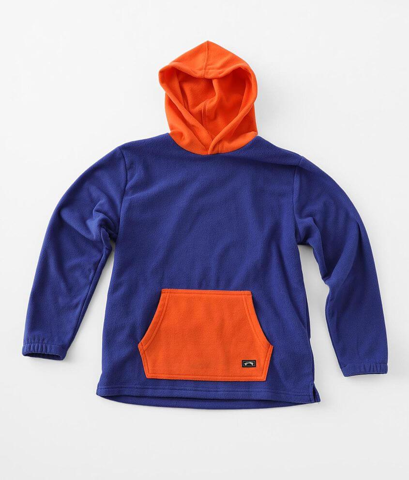 Boys - Billabong Blocker Pullover Hoodie front view