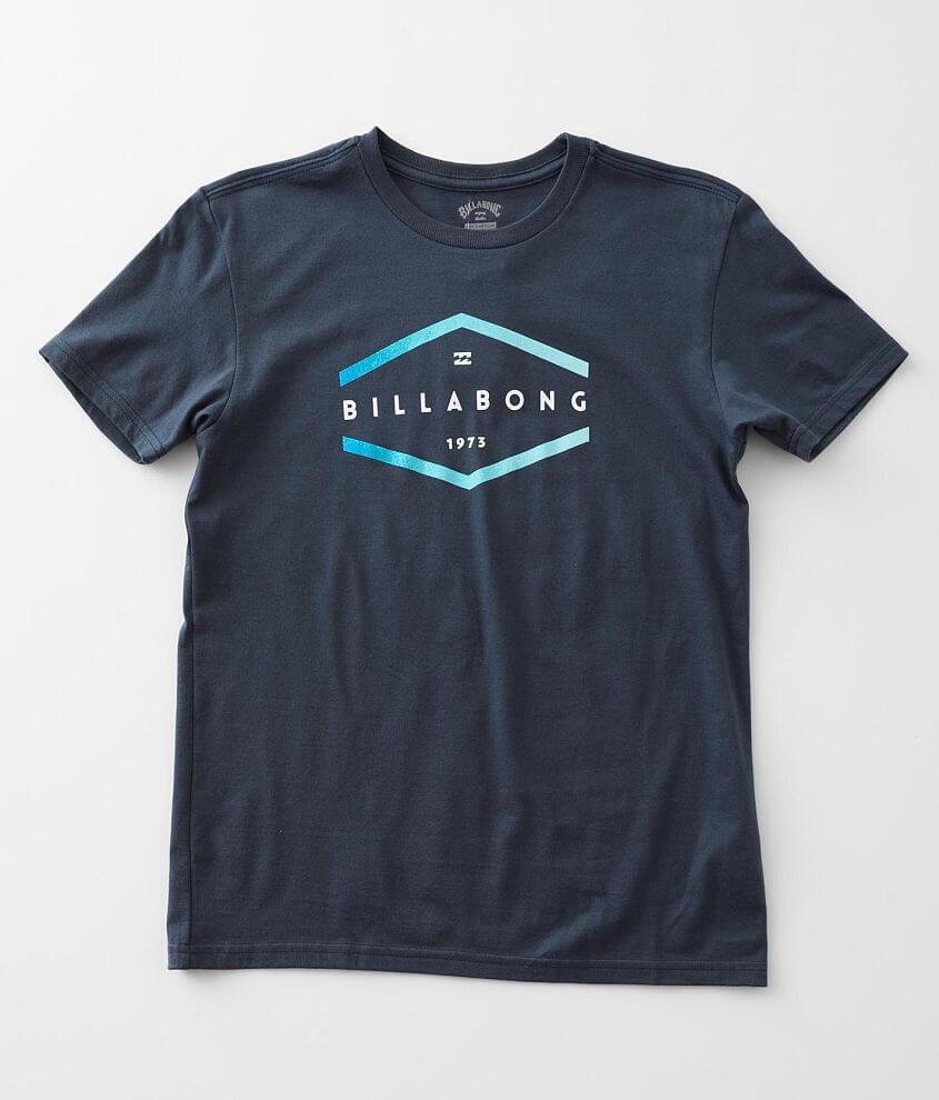 Boys - Billabong Entry T-Shirt front view