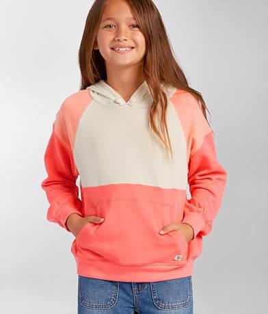 Girls - Billabong Coral Dreams Hooded Sweatshirt