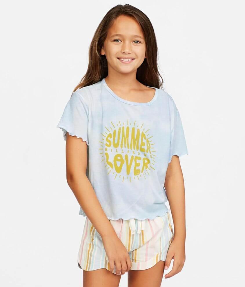 Girls - Billabong Girlfriend T-Shirt front view
