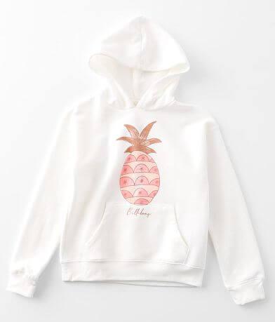 Girls - Billabong Aloha Love Pineapple Sweatshirt