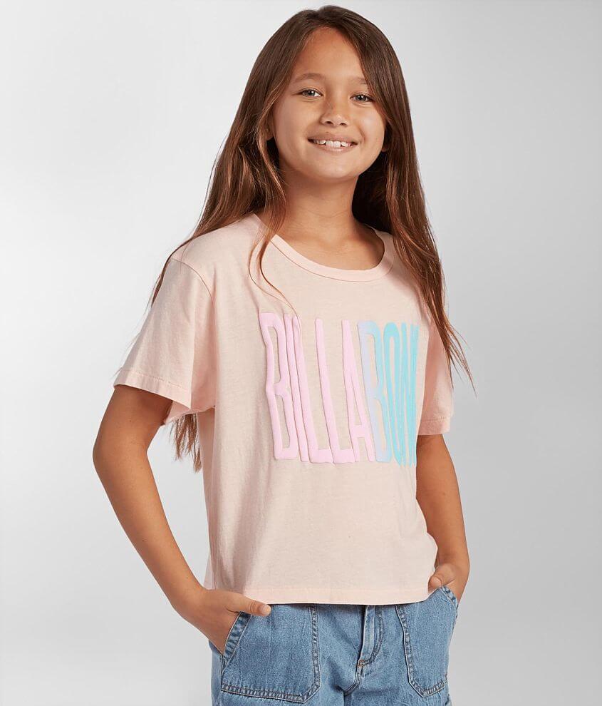 Girls - Billabong Stoked T-Shirt front view