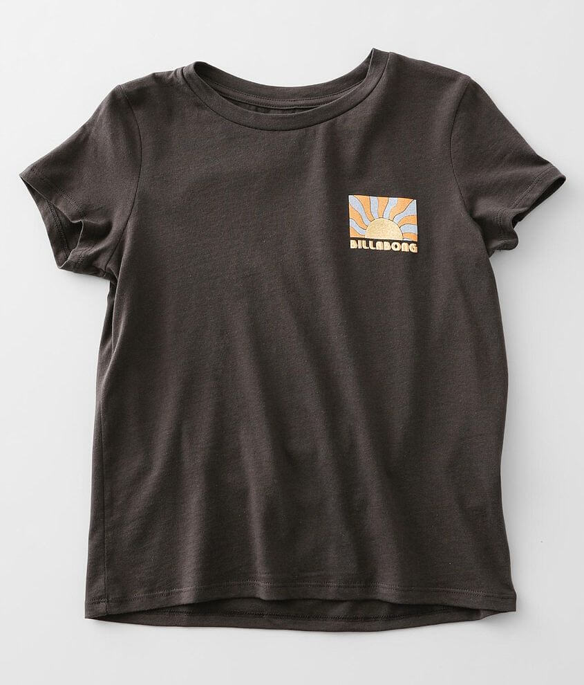 Girls - Billabong Wildflowers T-Shirt front view