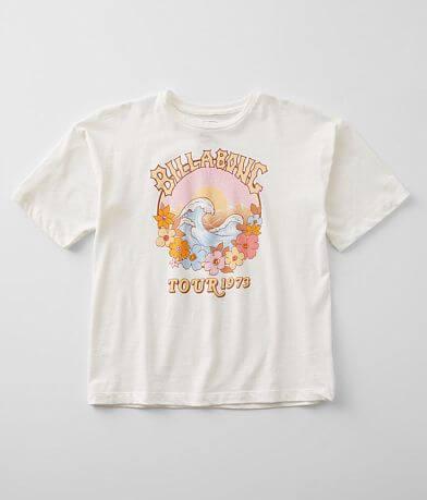 Girls - Billabong Classic Surf Oversized T-Shirt