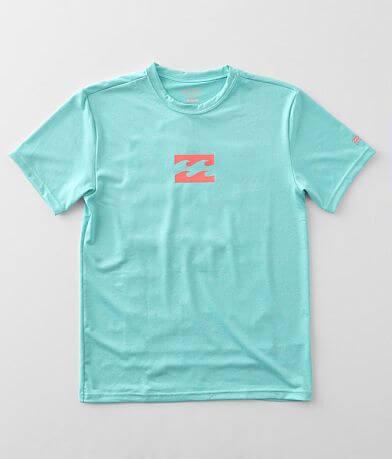 Boys - Billabong All Day Wave UPF T-Shirt