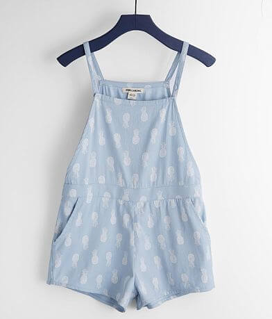 Girls - Billabong Aruba Baba Overall Short