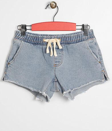 Girls - Billabong Wild Sun Denim Short