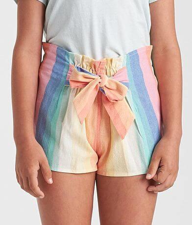 Girls - Billabong True To It Paperbag Short