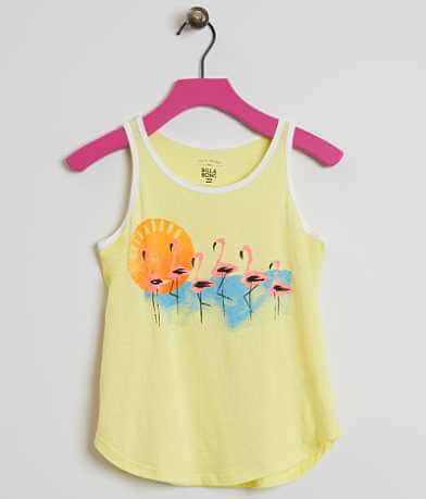 Girls - Billabong Flamingo Tank Top