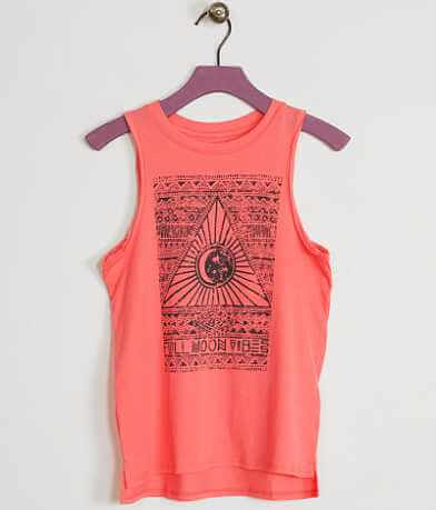 Girls - Billabong Full Moon Vibes Tank Top