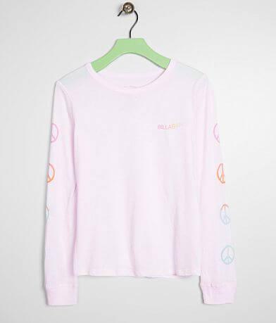 Girls - Billabong Peace Love & Waves T-Shirt