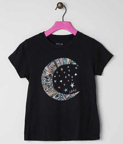 Girls - Billabong On A Good Path T-Shirt