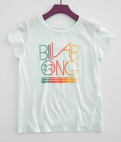 Girls - Billabong Neon T-Shirt