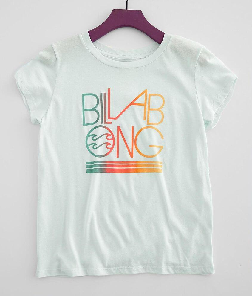 Girls - Billabong Neon T-Shirt front view