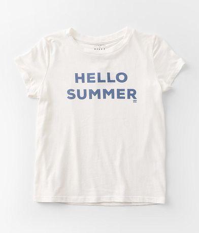 Girls - Billabong Hello Summer T-Shirt