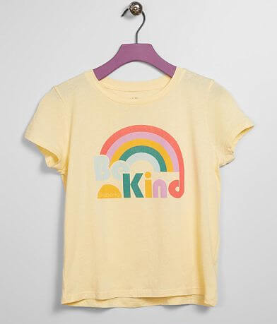 Girls - Billabong Be Kind Rainbow T-Shirt