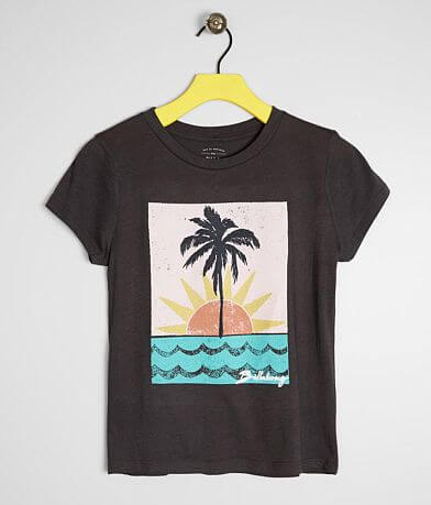 Girls - Billabong Waves & Sun T-Shirt