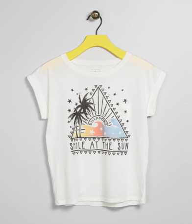 Girls - Billabong Smile Sunshine T-Shirt