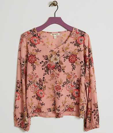 Girls - Billabong Pleasant Peasant Top
