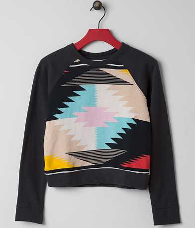 Girls - Billabong Southwestern Sweatshirt