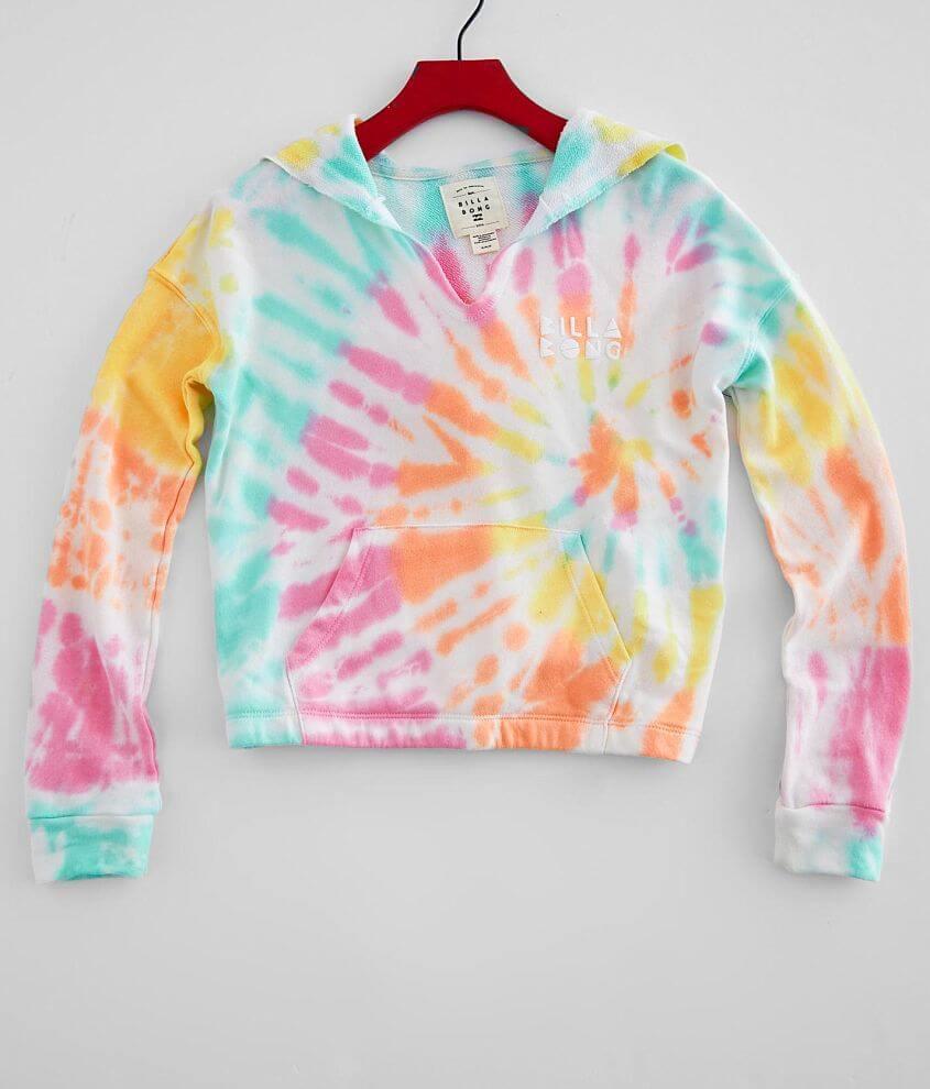 Girls - Billabong Cali Days Hooded Sweatshirt front view