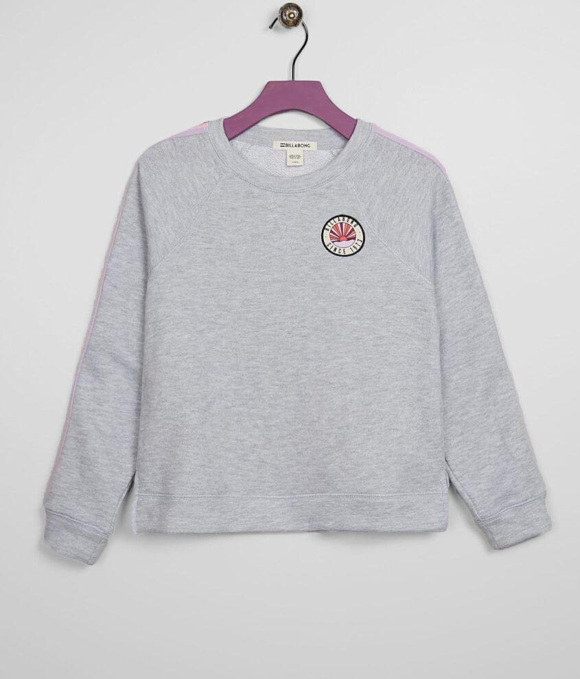 Girls - Billabong Weekends Sweatshirt front view